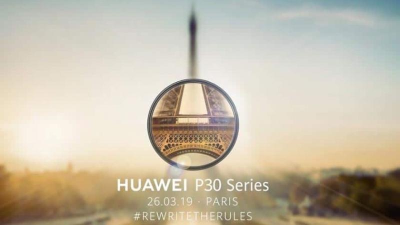 En Live : Suivez la conférence du lancement du Huawei P30