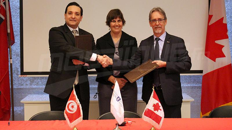 ENAP-CANADA s'associe à l'IEP Tunis