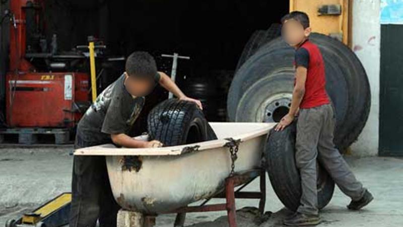enfants emploi