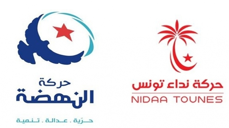 Ennahdha, Nidaa