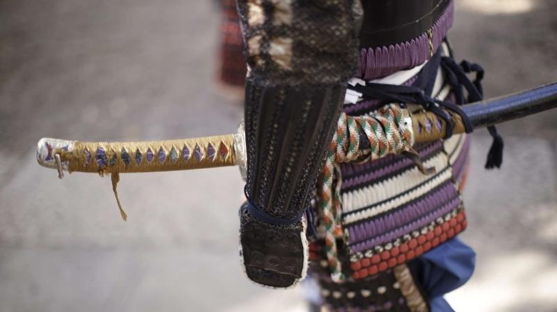 épée de samurai