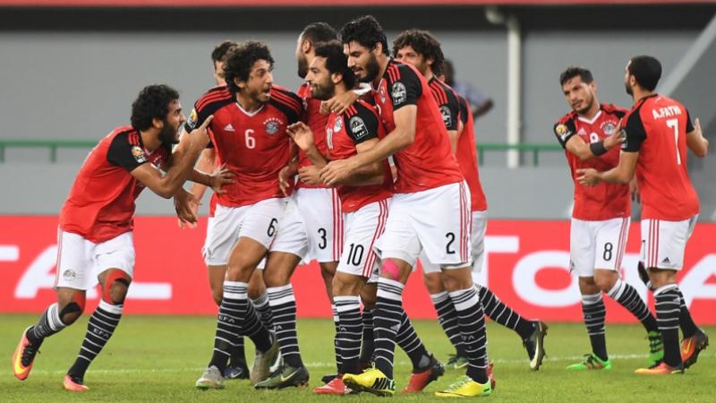 équipe nationale d'égypte