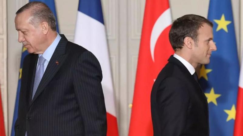 Erdogan appelle les turcs à boycotter les produits français
