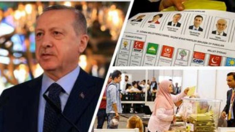 Erdogan perd Istanbul et Ankara aux municipales