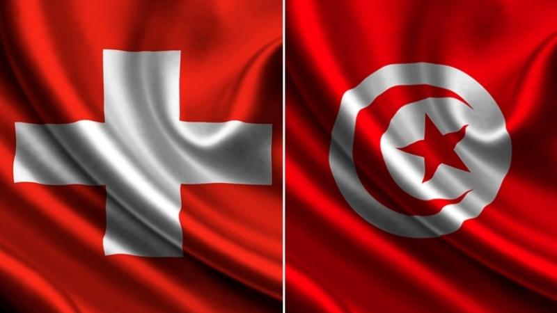 Erray s'entretient avec l'ambassadeur de Suisse à Tunis