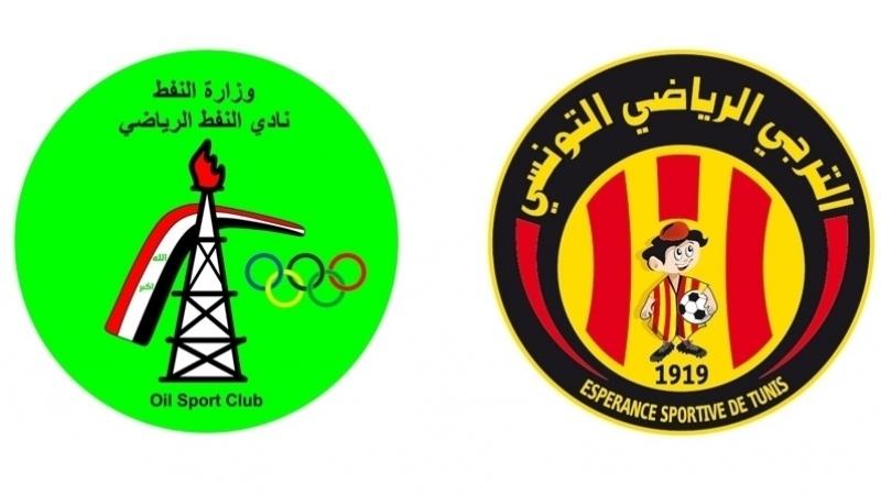 EST Vs Naft Al Wasat Al Iraqi