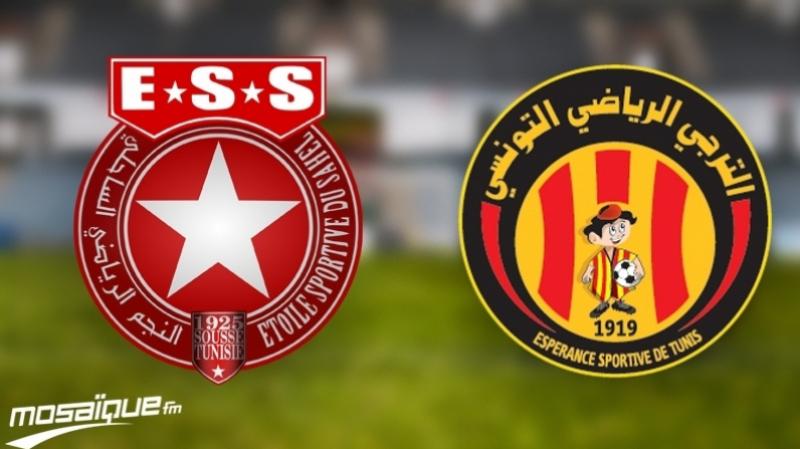 Etoile Sportive du Sahel, Espérance Sportive de Tunis