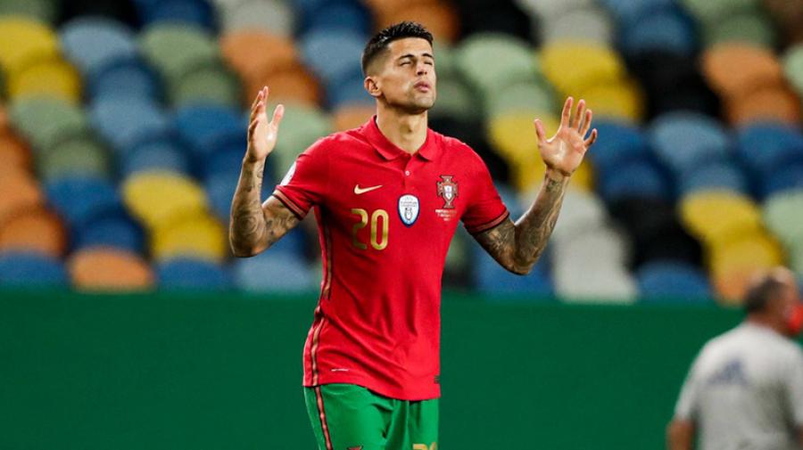Euro 2021 : Testé positif,  Cancelo sera remplacé par Dalot