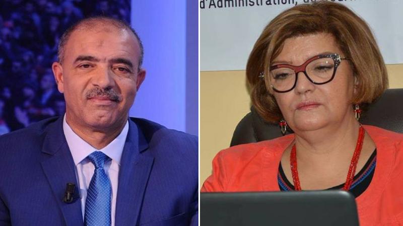 Examen de la plainte déposée par Layouni contre Salwa Charfi