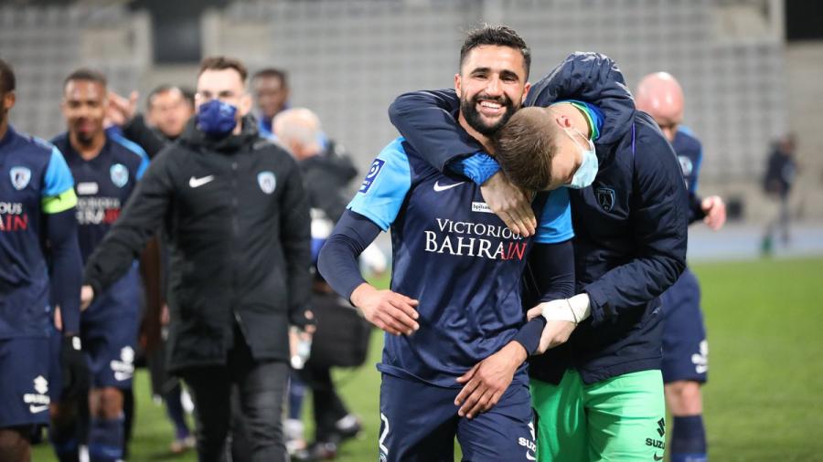 Explosif avec le Paris FC, Abdi frappe aux portes de la sélection