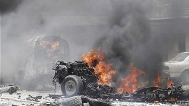 explosion algérie