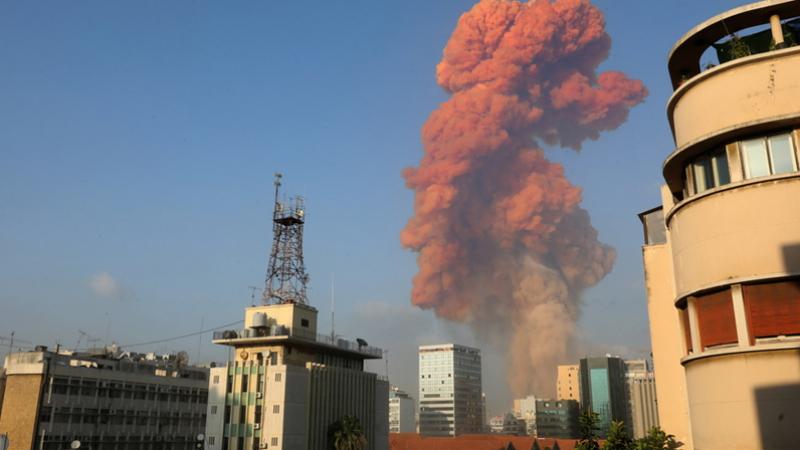 Explosion au Liban : Les ressortissants tunisiens se portent bien