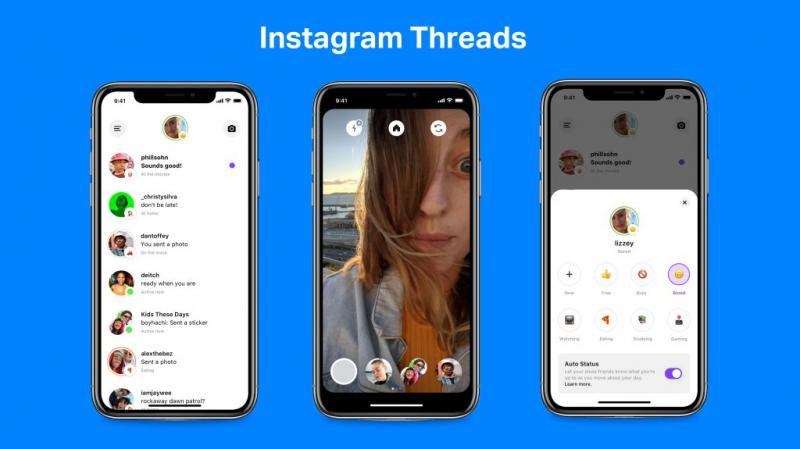 Facebook lance une nouvelle messagerie pour partager des photos