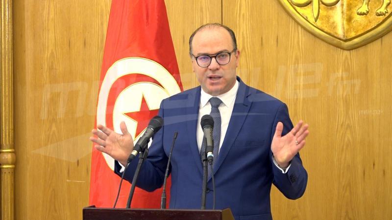 Fakhfakh présente sa démission au président de la République