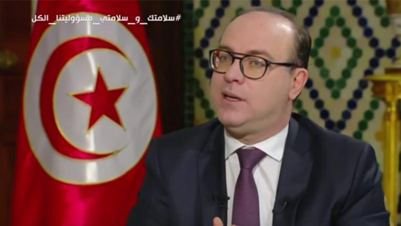 Fakhfekh: On n'a pas menacé les hommes d'affaires
