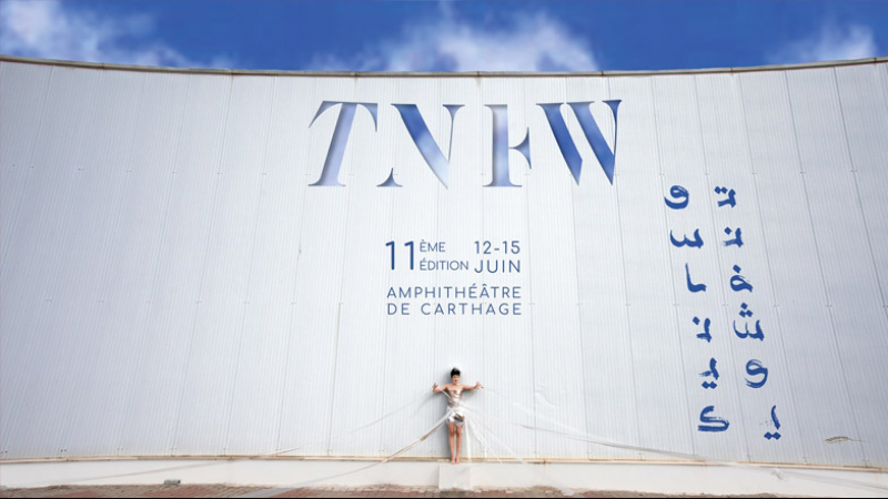 Fashion week Tunis