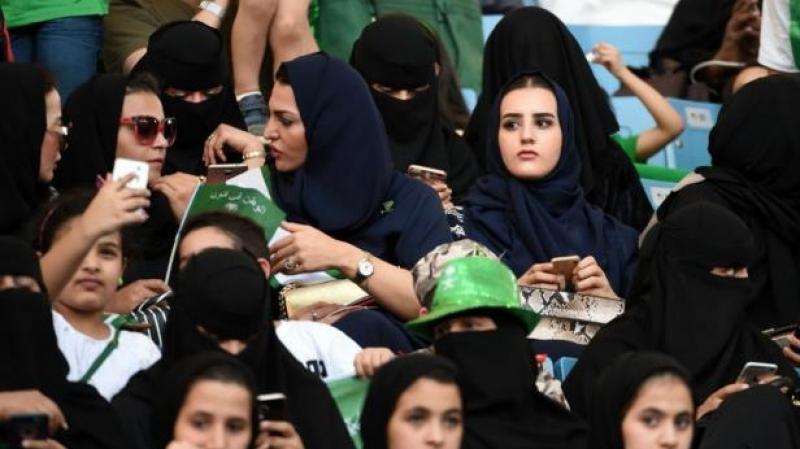 femmes-saoudiennes