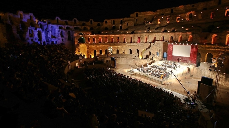 Festival El Jem