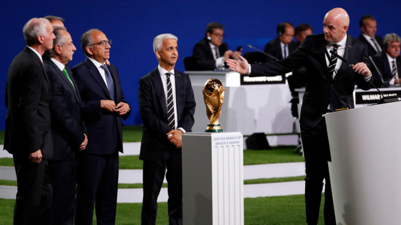 FIFA cérémonie