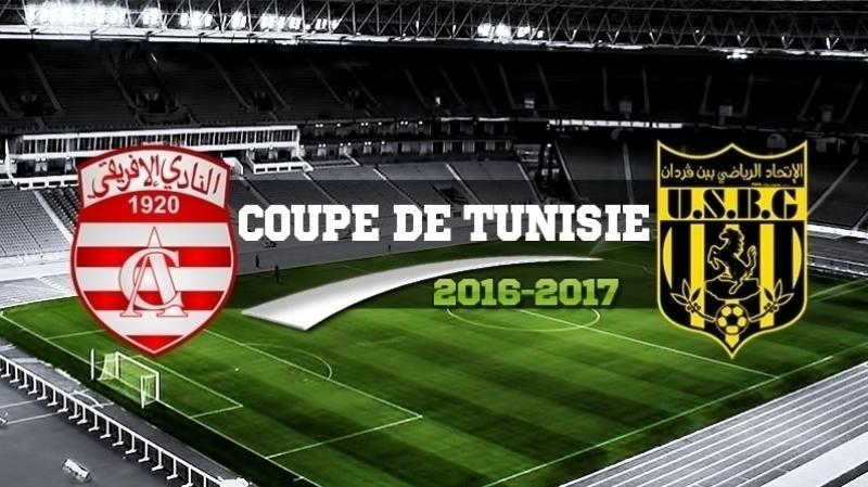 Finale coupe de Tunisie