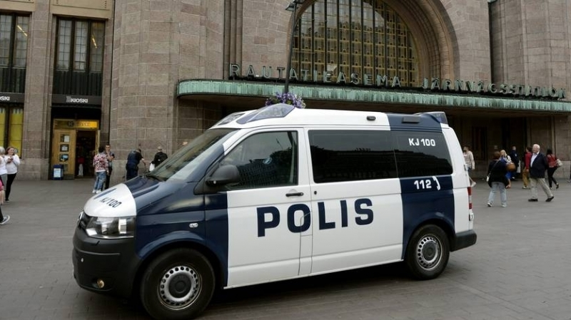 finlande-police