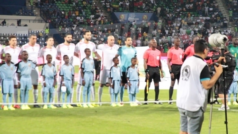 football -cameramen