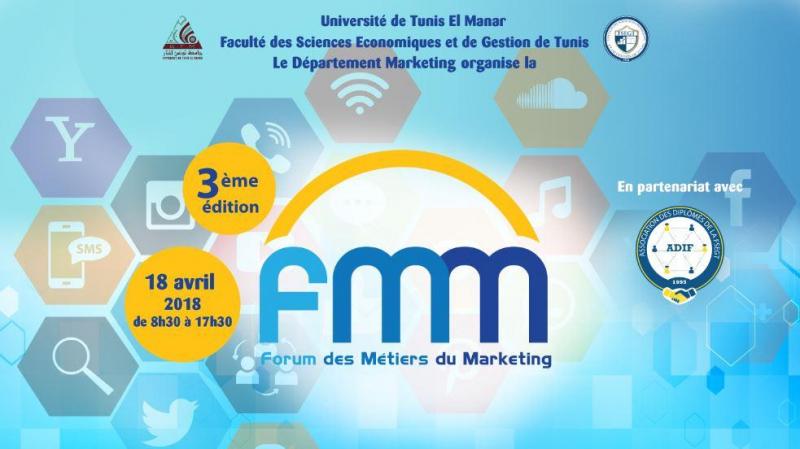Forum des Métiers du Marketing