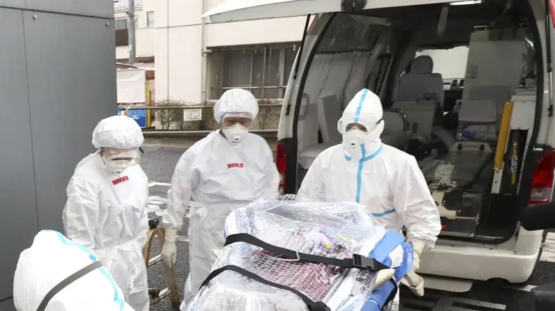 France : Deux premiers cas de coronavirus détéctés