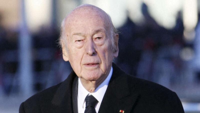 France : Funérailles intimes de Valéry Giscard d'Estain