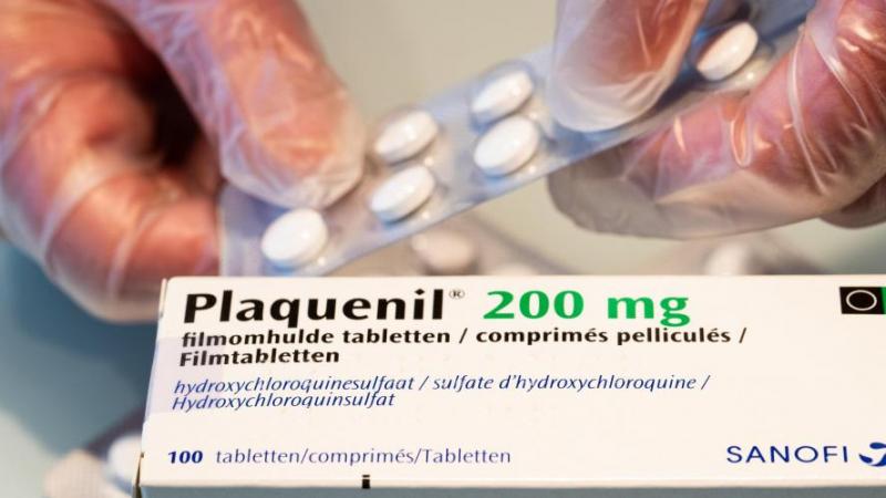 France: l'ANSM alerte sur les effets secondaires de la chloroquine