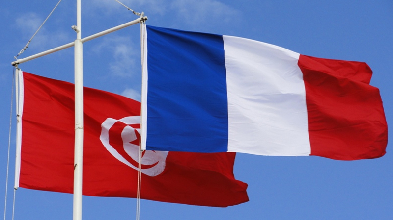 France, Tunisie