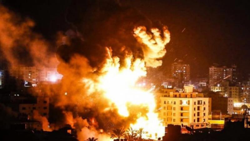 Frappes israéliennes sur Gaza