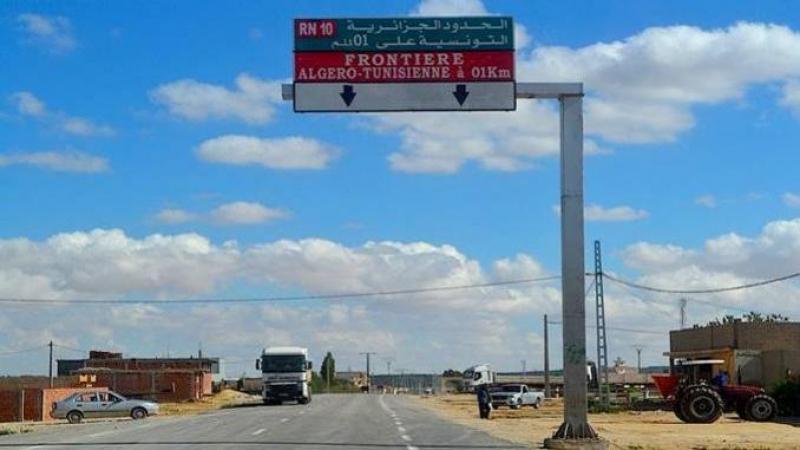 frontières Algérie-Tunisie
