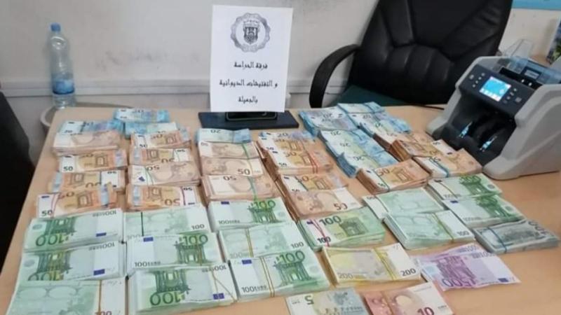 Frontières Tuniso-libyennes : Saisie d'un million de dinars en devises