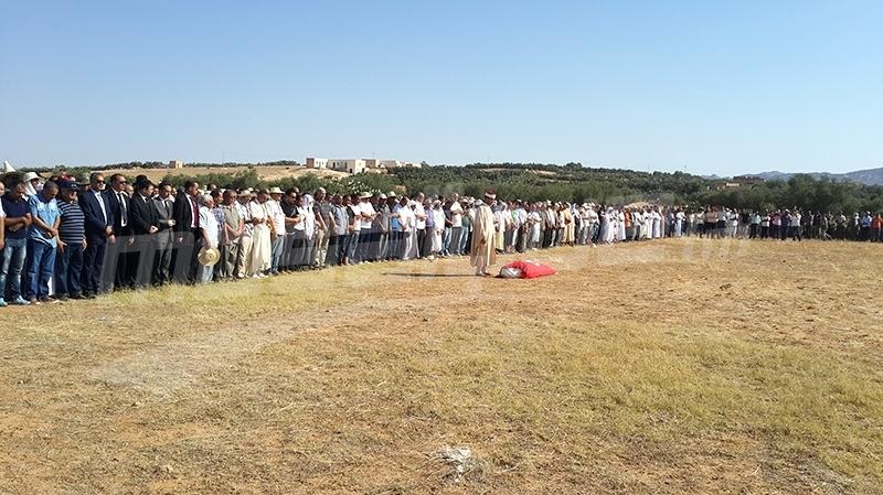 funérailles martyr