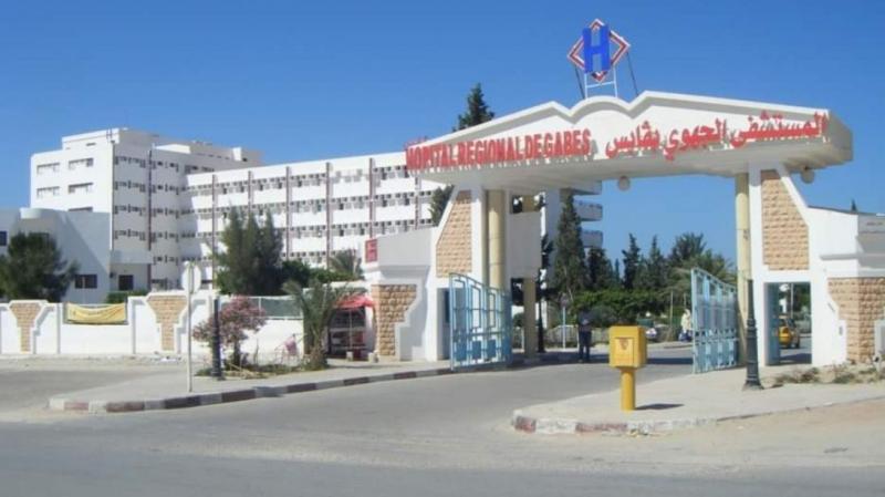 Gabès:  Cinq personnes transportées dans un centre de Monastir