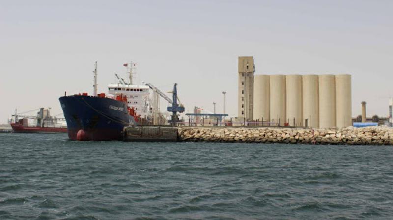 Gabès : Le port commercial reprend graduellement son activité