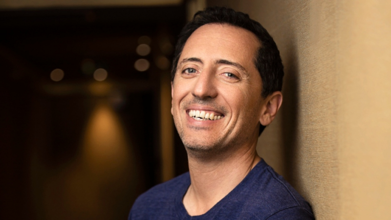 gad elmaleh lancera sa propre s rie sur netflix. Black Bedroom Furniture Sets. Home Design Ideas