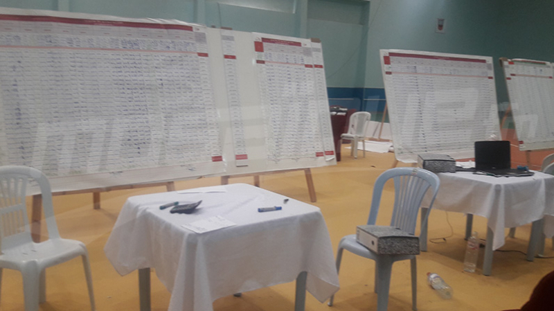 Gafsa: les résultats partiels de la présidentielle