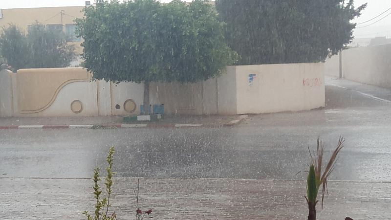 Gafsa-pluie