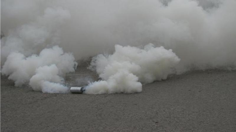 gaz-lacrymogène