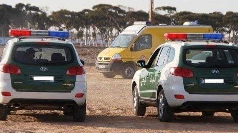 gendarmes algériens
