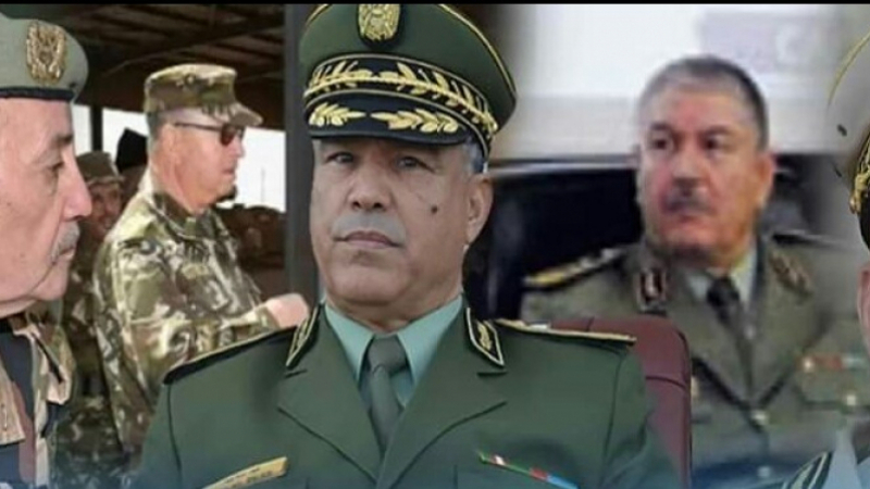 généraux majors
