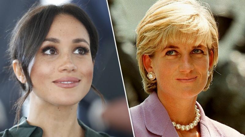 George Clooney assimile Meghan Markle à Lady Di
