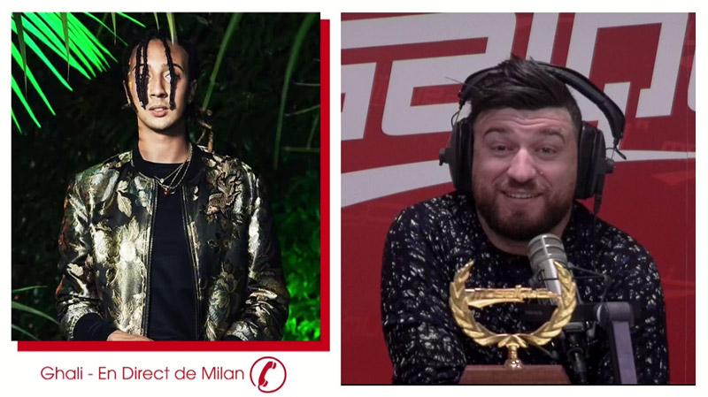 """""""Ghali"""" le rappeur tunisien s'adresse à ses fans"""