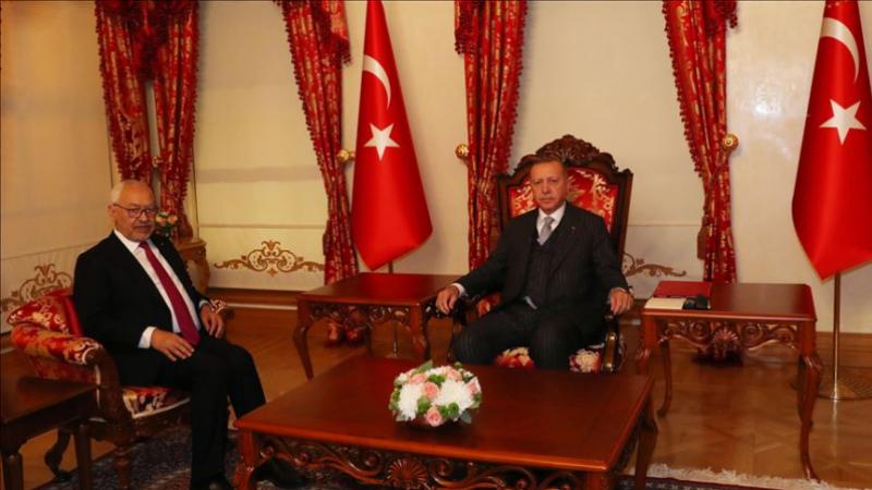 Ghannouchi-Erdogan