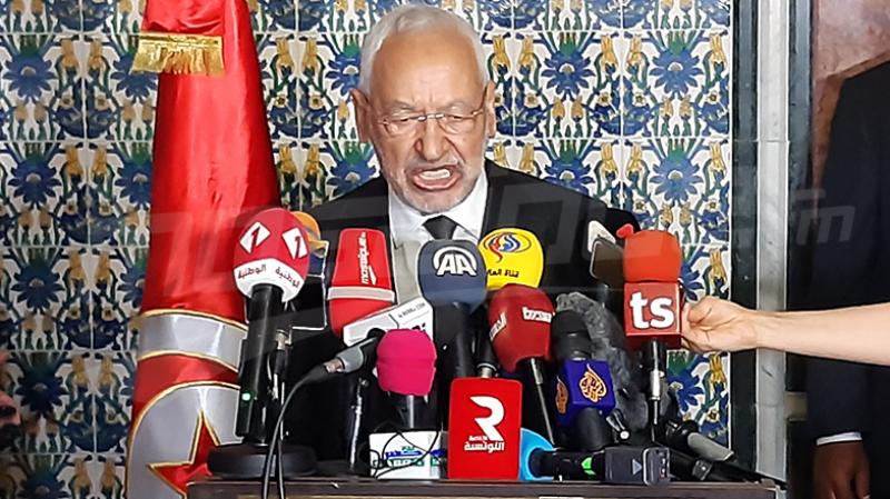 Ghannouchi:  Nous soutiendrons Mechichi