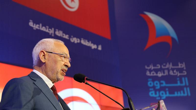 Ghannouchi souhaite un prompt rétablissement à BCE