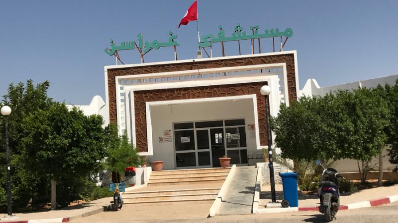 Ghomrassen: Faute d'ambulance son fils meurt..il fait  don à l'hôpital