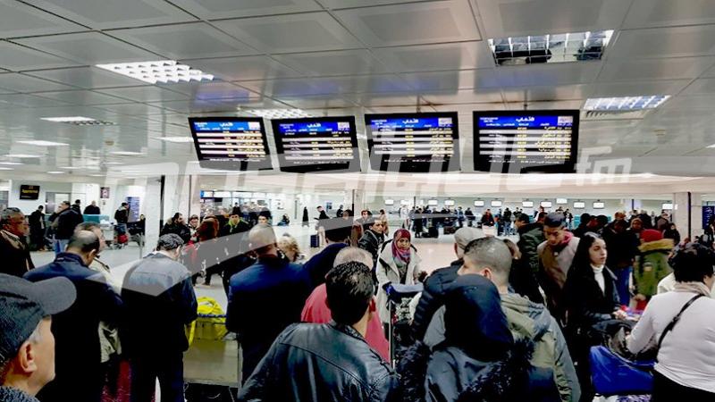 Grève générale:les pertes de Tunisair estimées à 2 milliards de dinars